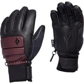 Black Diamond Spark Gloves Women bordeaux